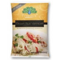 NATURAL BROWN RICE VERMICELLI 200GRAMS *Out of stock*