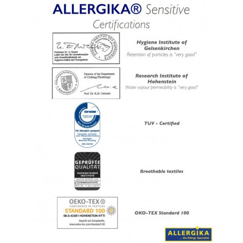 ALLERGIKA® SENSITIVE MATTRESS ENCASING