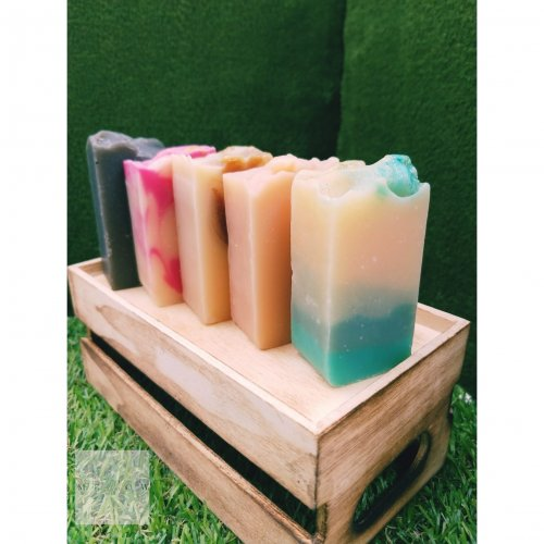 Cold Processed Soap MORRIS by Mellow & Co