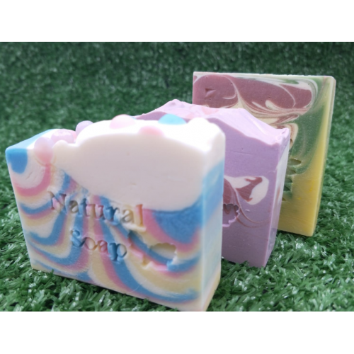Cold Processed Soap for Trouble Skin
