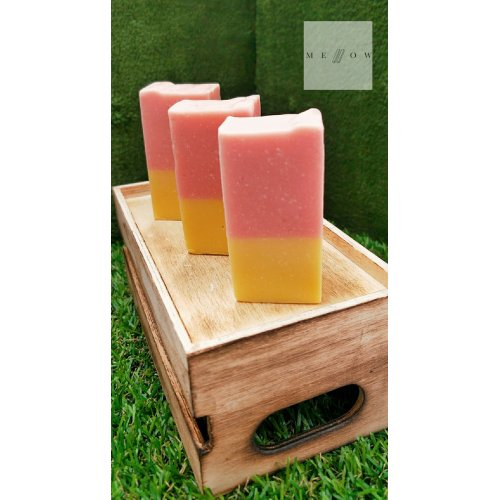 Cold Processed Soap FRESH LEMON by Mellow & Co