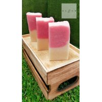 Cold Processed Soap ROSE GERANIUM by Mellow & Co