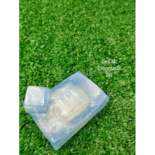 Cold Shower Cooling Cleansing Aroma Soap