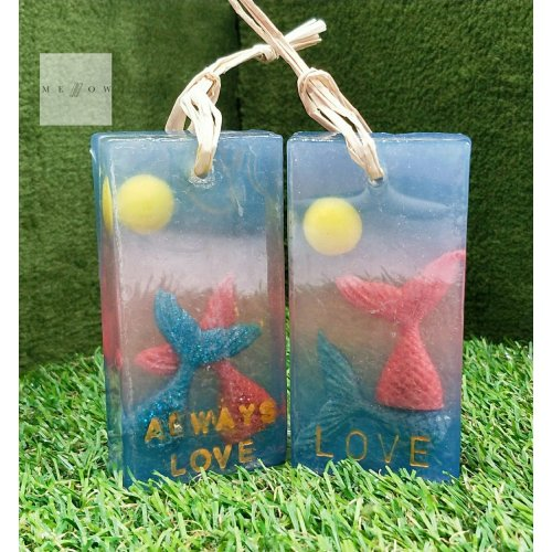 Hanging Ocean Theme Aroma Soap by Mellow & Co.