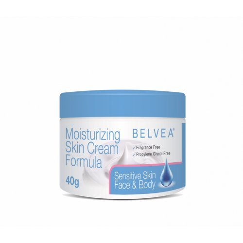 BELVEA MOISTURIZING SKIN CREAM FORMULA, 40g (Twin Pack)