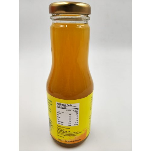 NEW SPRING PINEAPPLE JUICE 260ML