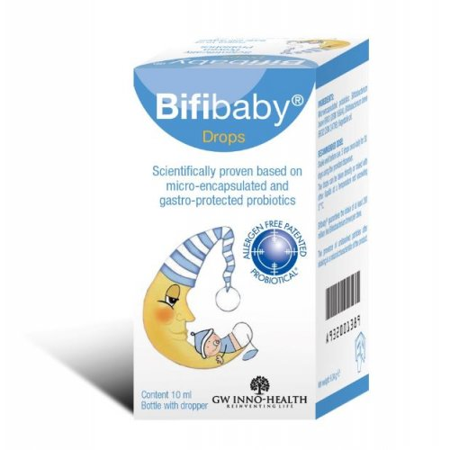 BIFIBABY PROBIOTIC DROPS 10ML