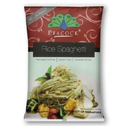 NATURAL RICE PASTA SPAGHETTI 200GRAMS