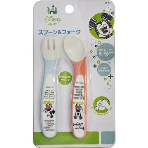 Babies Cutlery Set (Mickey Mouse)