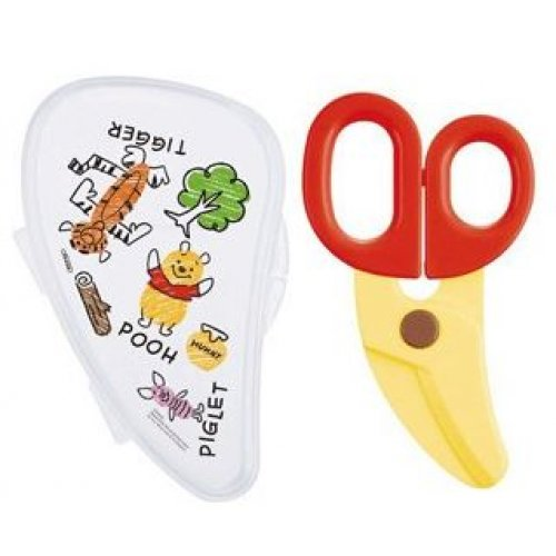 SKATER Baby Food Utility Knife Winnie The Pooh